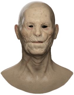 realistic Mason Verger mask