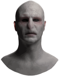 realistic voldemort mask
